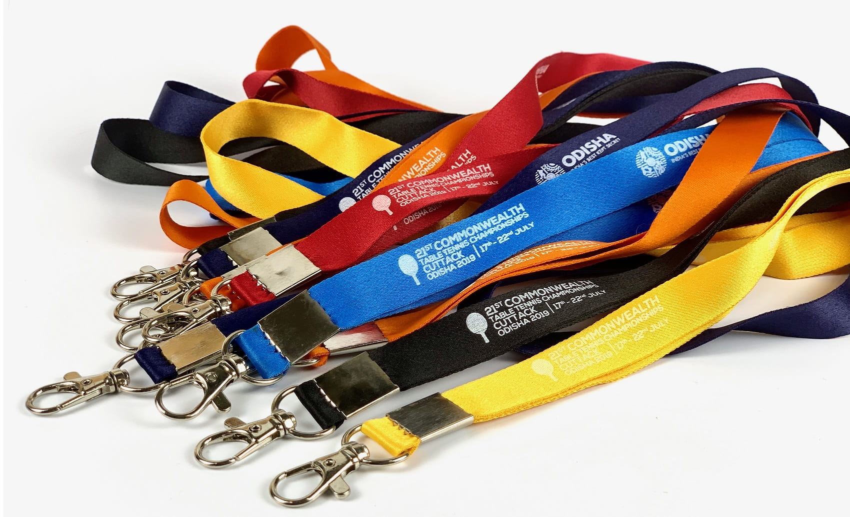 Custom Lanyards for Event Accreditation